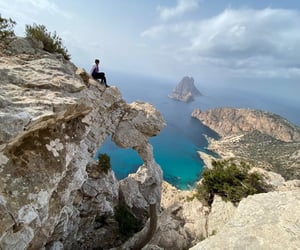 ibiza, mountain, and secret image