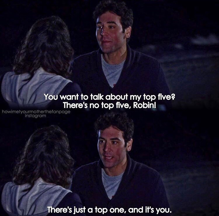 himym, how i met your mother, and love image