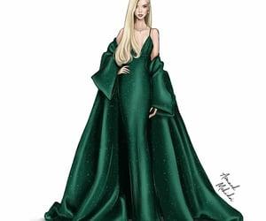 arte, belleza, and Christian Dior image
