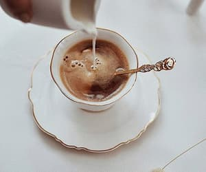 coffee, cup of coffee, and drink image