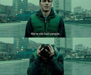 bad, movie, and good image