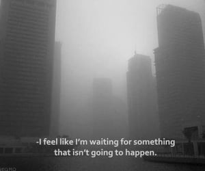b&w, depression, and quotes image