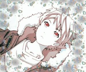 yukine, noragami, and noragami matching image