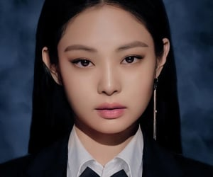 aesthetic, icons, and jennie image