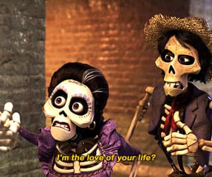 animated, coco, and disney image
