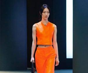 catwalk, model, and fashion image