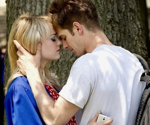 emma stone, movie, and blonde image