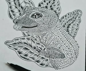 animals, arte, and drawing image