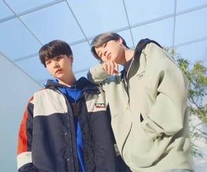 jin, rm, and jungkook image
