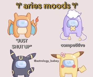 aries, zodiac, and astrology image