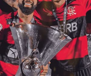 flamengo, players, and football image