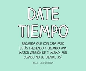 date, frases, and letras image
