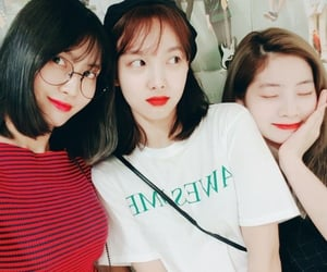 nayeon, momo, and twice image