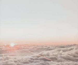 lushwatersoul, aesthetic, and clouds image