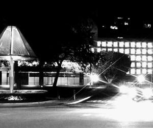 bw, losangeles, and night image