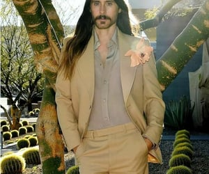30 seconds to mars, jared leto, and gucci beauty image