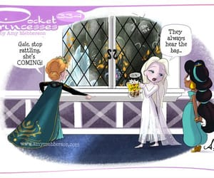 disney, princess, and anna image