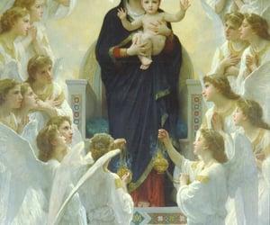 ave, rosary, and katholisch image