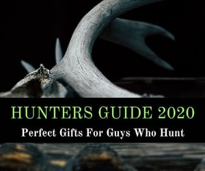 hunter, 21 perfect gifts, and unique hunting gift. image