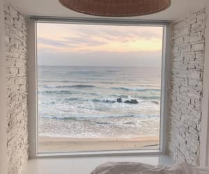 beach, cozy, and home image