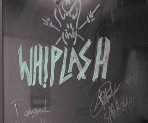 band, whiplash, and méxico image