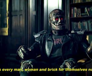 Brendan Fraser, dc comics, and april bowlby image