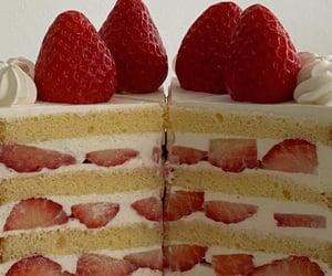 aesthetic, cake, and cream image