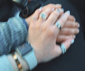 boyfriend, holding hands, and luxury image