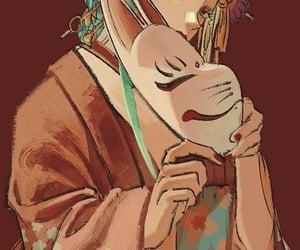 kimono, one piece, and hiyori image