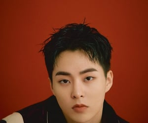 Allure, kpop, and xiumin image