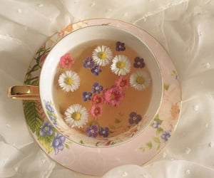 tea, aesthetic, and cup image