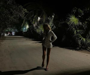 night out, trip, and tropical image