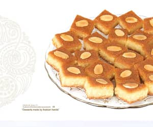 arabic sweets in dubai image