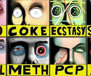 ecstasy and shrooms image