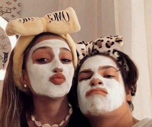 aesthetic, care, and mask image