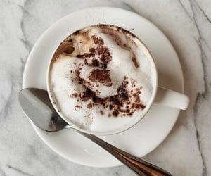 drink, yummy, and coffee image
