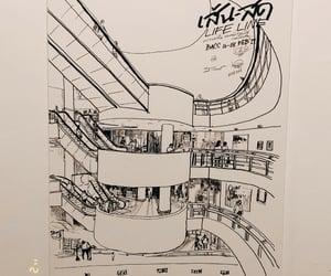 art gallery, bangkok, and ่art image