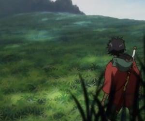 anime, mugen, and samurai image