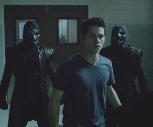 evil, teen wolf, and dylan o'brien image