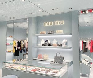 miu miu, aesthetic, and brand image