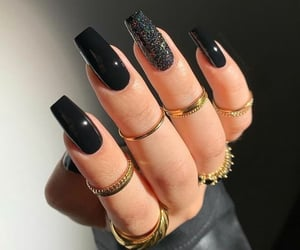 lookbook, fashion, and nails image