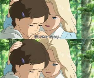 anime, Marnie, and studio ghibli image