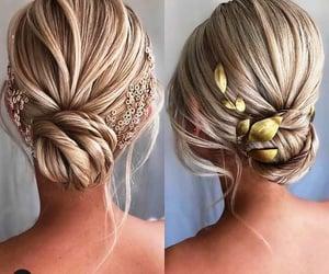 hairstyles, bangs, and braids image