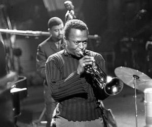 band, miles davis, and orchestra image