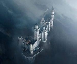 castle, dark, and whisper of silence image