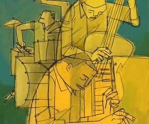 illustration, photo, and instrument image