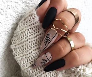 brand, classy, and nails image