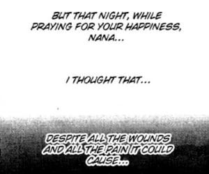 nana manga love pain image