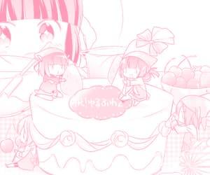 bake, bakery, and anime manga image