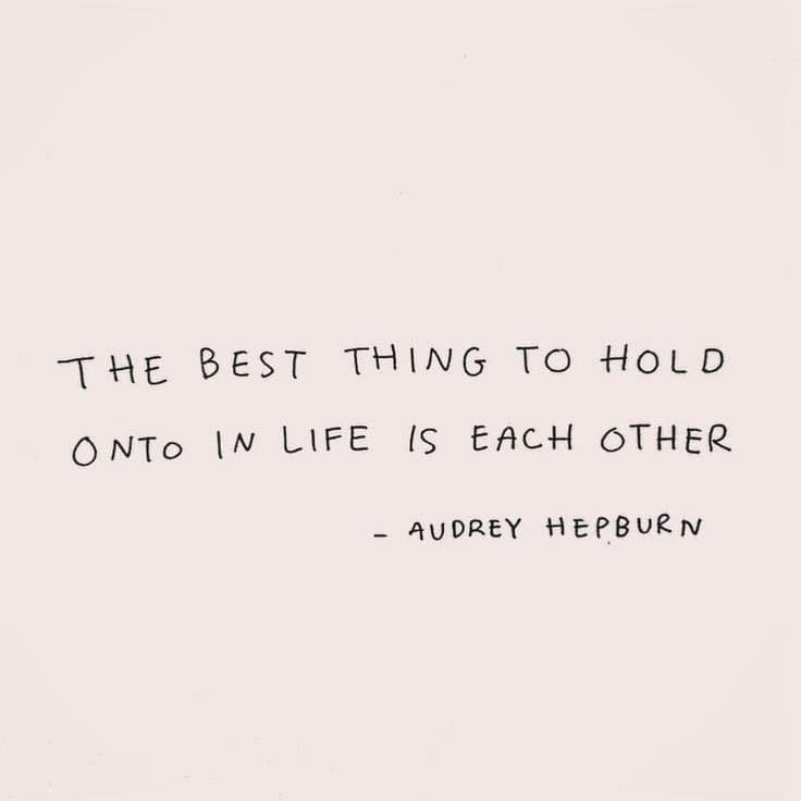 quotes, words, and audrey hepburn image